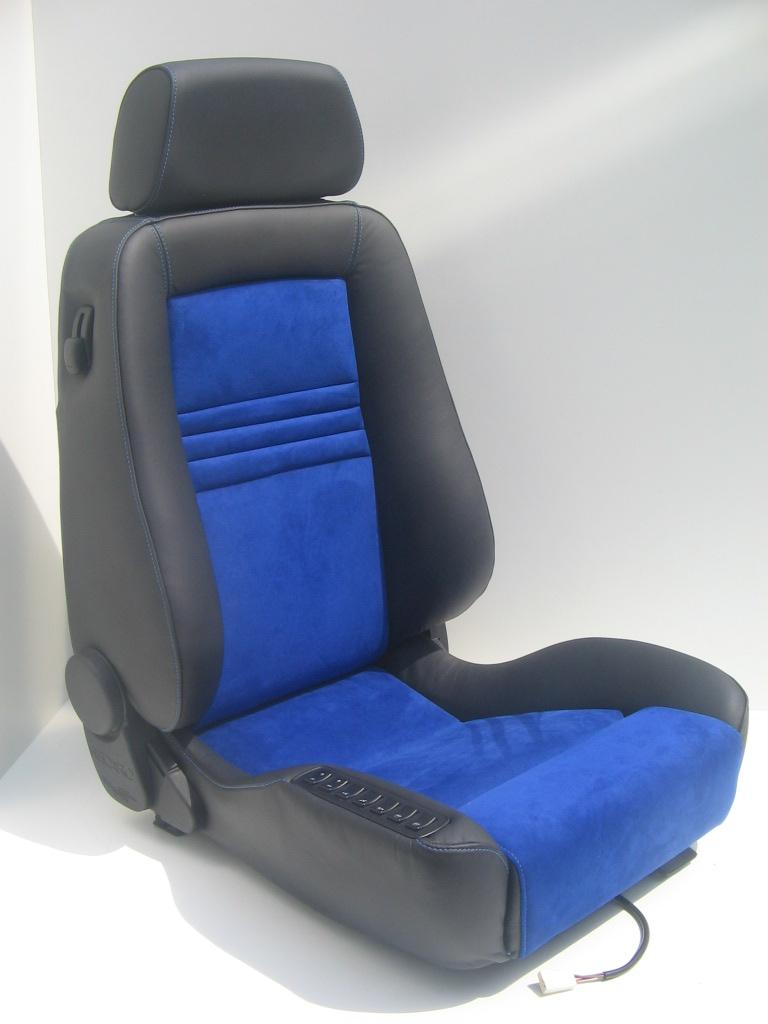 lena shop ergomed ds leder alcantara blau neu bezogen. Black Bedroom Furniture Sets. Home Design Ideas